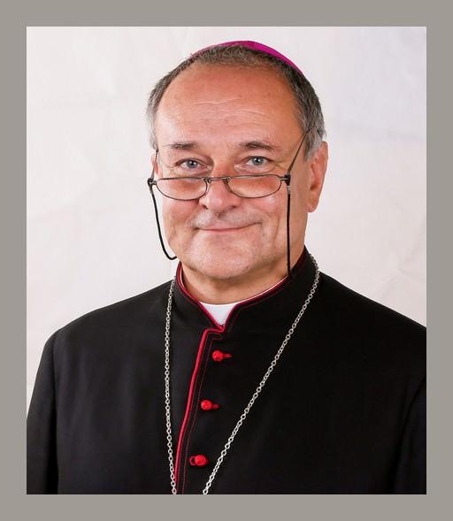 Przewodniczący Rady ds. Kultury i Ochrony Dziedzictwa Kulturowego Konferencji Episkopatu Polski Jego Ekscelencja Ksiądz Biskup Michał Janocha