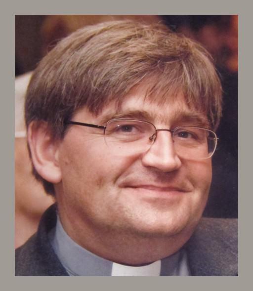 Ks. dr Mirosław Nowak Dyrektor Muzeum Archidiecezjalnego w Warszawie