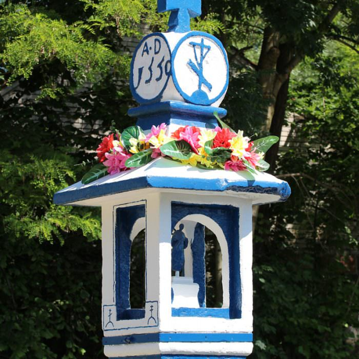 kapliczka-w-Chruszczynie-Wielkiej
