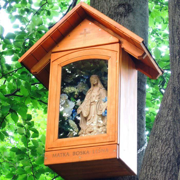 Kapliczka Matki Boskiej Leśnej