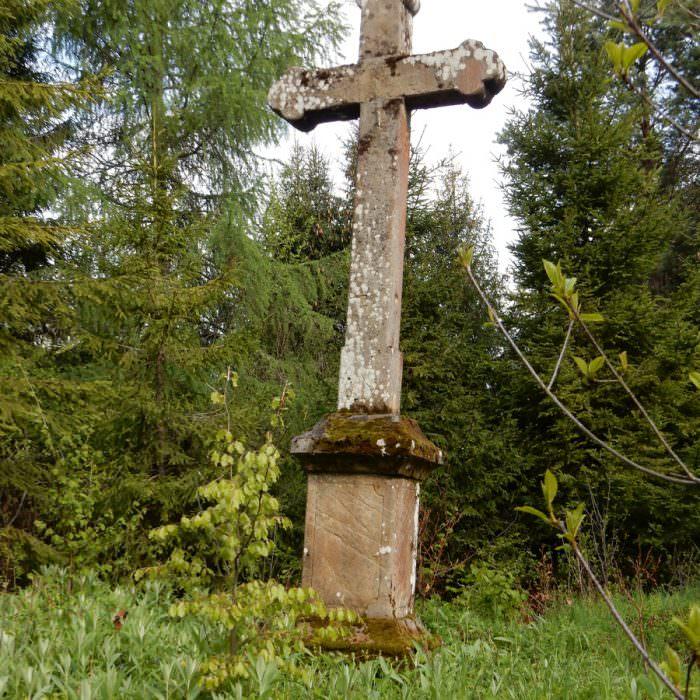 Krzyż wBalnicy