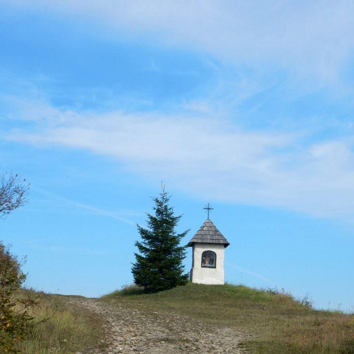 Kapliczka naGórze św.Jana