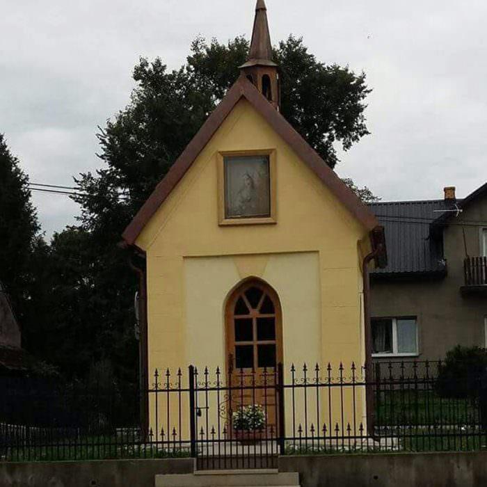 Kapliczka wJaśkowicach