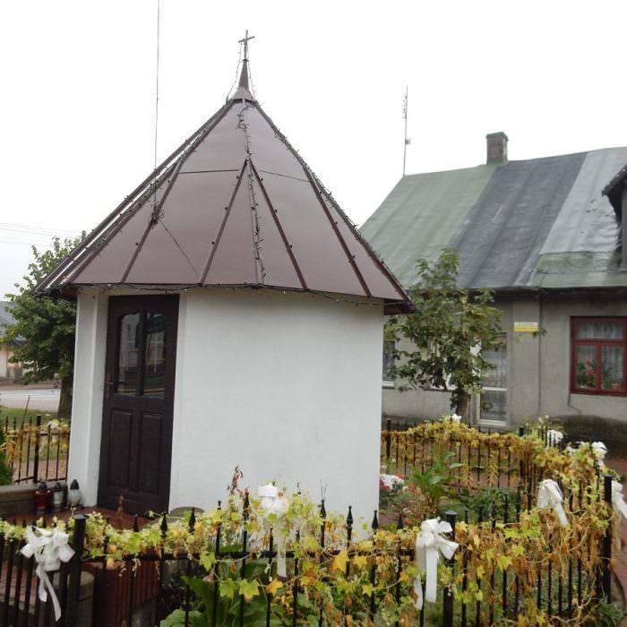 Kapliczka wŻarnowie