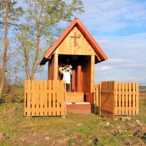 Kapliczka wKlimontowie