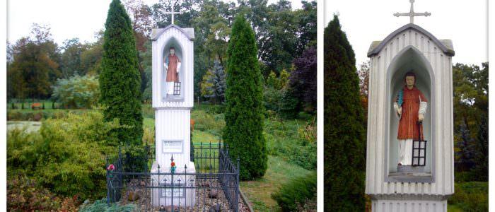 Kapliczka wMichorzewie