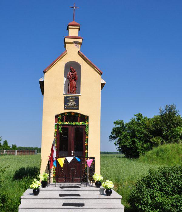 Kapliczka wOjrzanowie