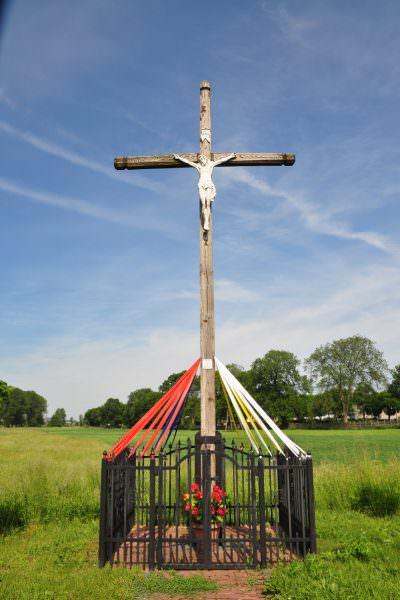 Krzyż wWolborzu
