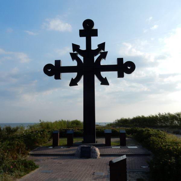 Krzyż wRewie