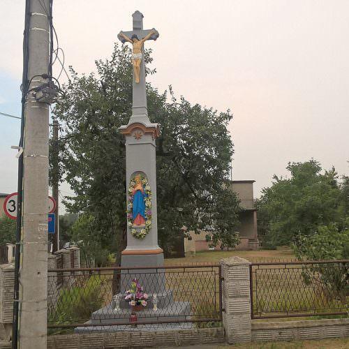 Kamienny krzyż wGardawicach