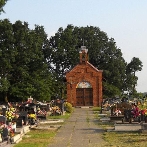 Kaplica cmentarna wBełku