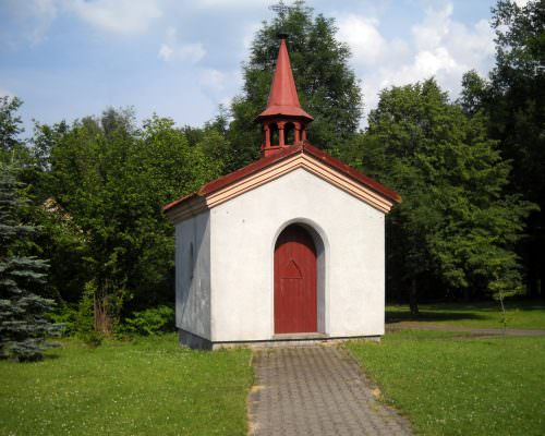 Kaplica wOrnontowicach