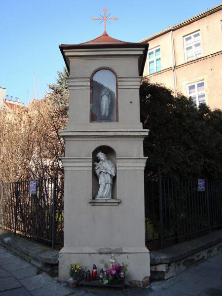 Kapliczka przy ul.Czarnowiejskiej