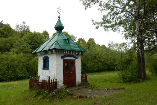 Kapliczka wDaliowej
