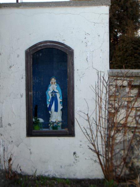 Kapliczka wMikołowie