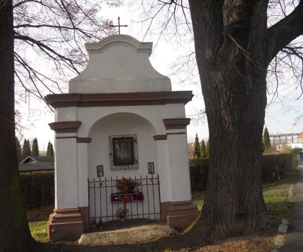 Kapliczka wPrudniku