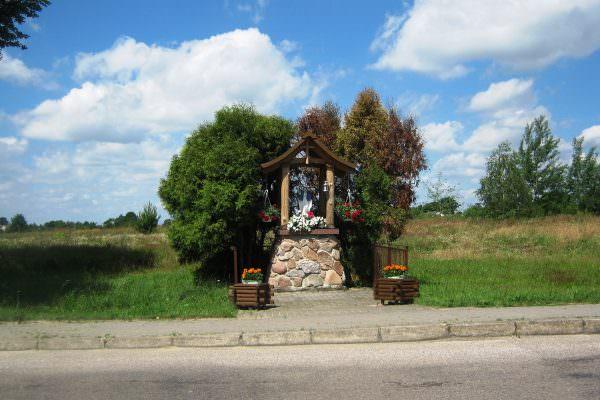 Kapliczka wWoli Gułowskiej