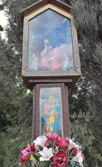 Kapliczka wewsi Suszec