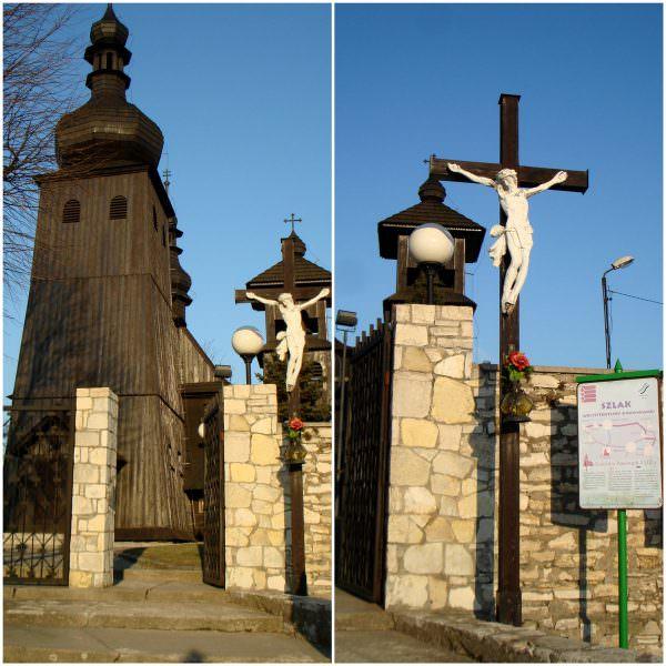 Krzyż wPaniowach