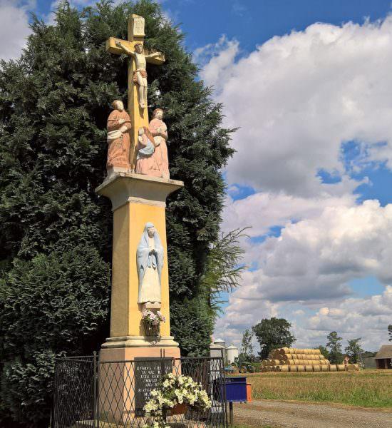 Krzyż wewsi Mizerów