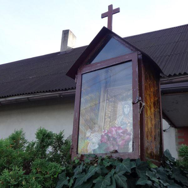 Mała kapliczka wSuszcu