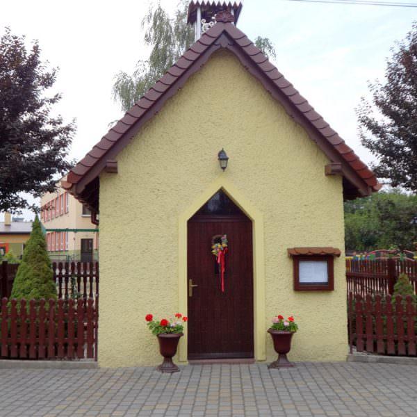 Kaplica wOrzeszu