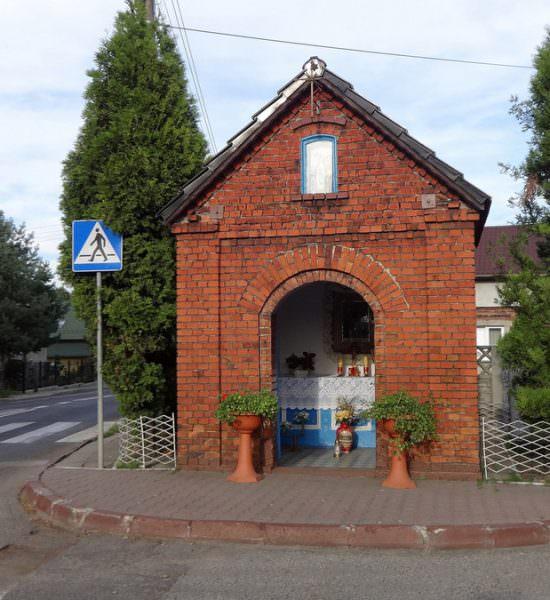 Kaplica wBojkowie