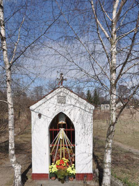Kapliczka wTomaszowie Mazowieckim