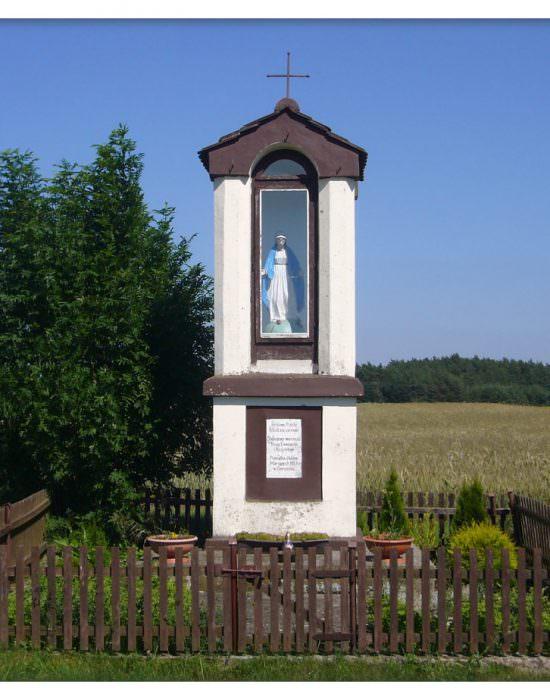Kapliczka wewsi Goruńsko