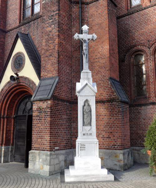 Krzyż wGliwicach Bojkowie