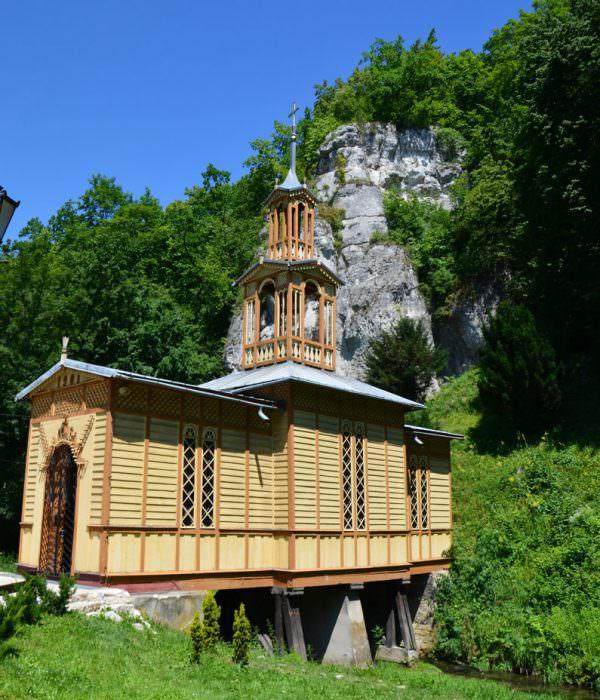 Kaplica wOjcowskim Parku Narodowym