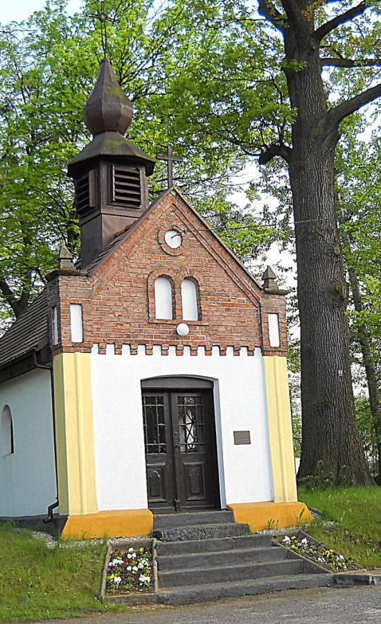 Inna kapliczka wPalowicach2