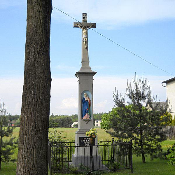 Krzyż wGostyni