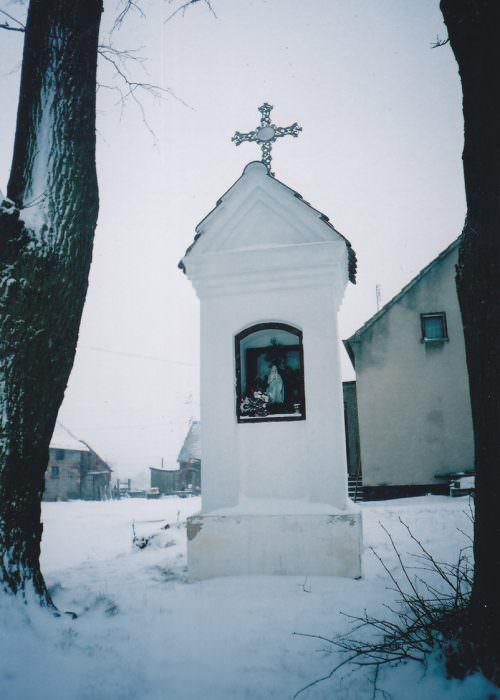 Kapliczka wKostowie