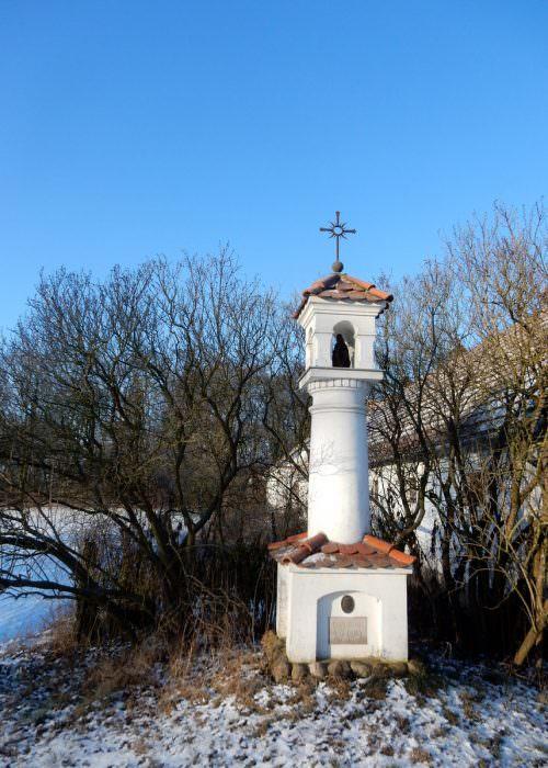 Kapliczka wTułowicach