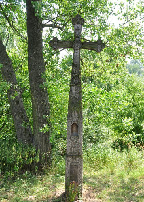 Krzyż wewsi Leokadiów
