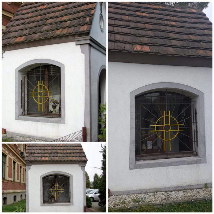 Kapliczka św.Floriana wZabrzu