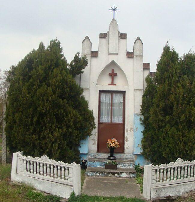 Kapliczka wBiejkowskiej Woli