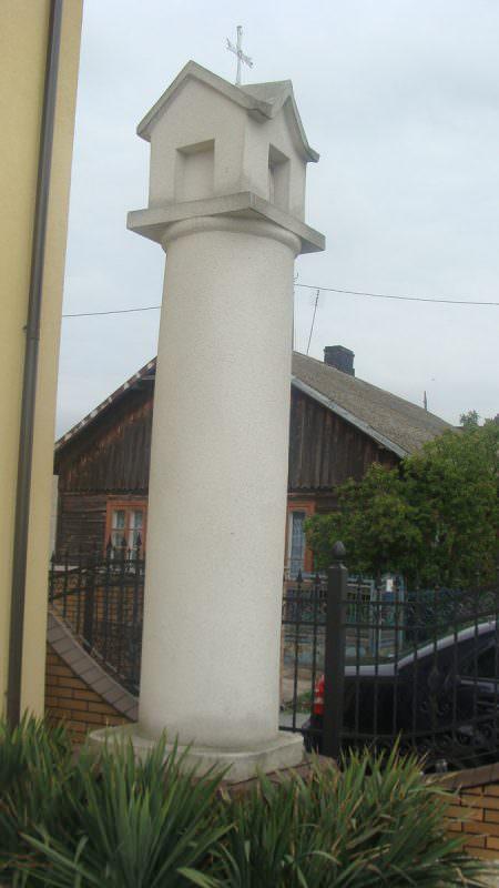 kapliczka wGrzegorzewicach Starych