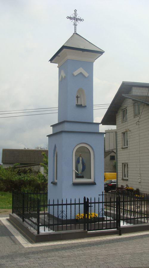 Kapliczka wMichałowie Dolnym