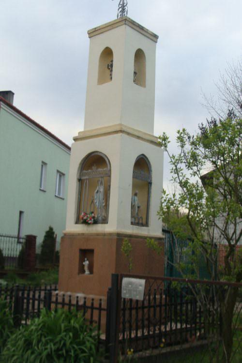 Kapliczka wewsi Branków