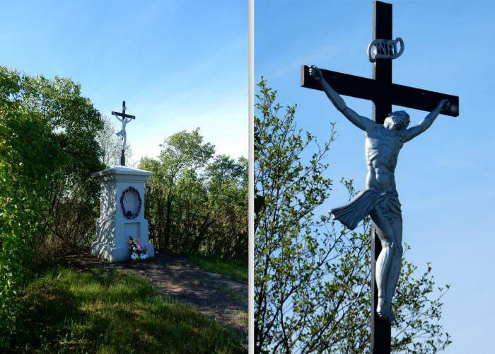 Krzyż wKrólewcu (pow. Końskie)
