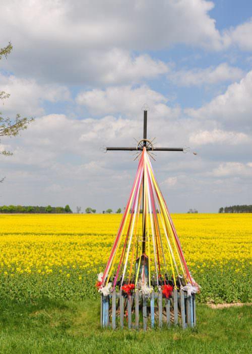 Krzyż wKrzykowicach