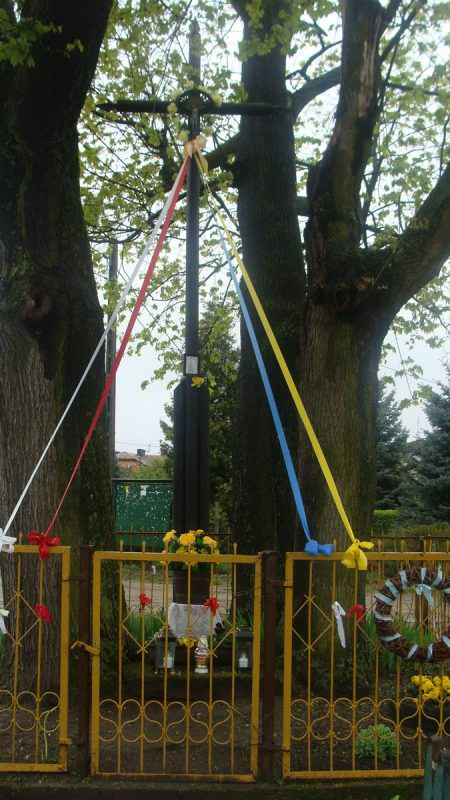 Kapliczka wMichałowie-Parcelach