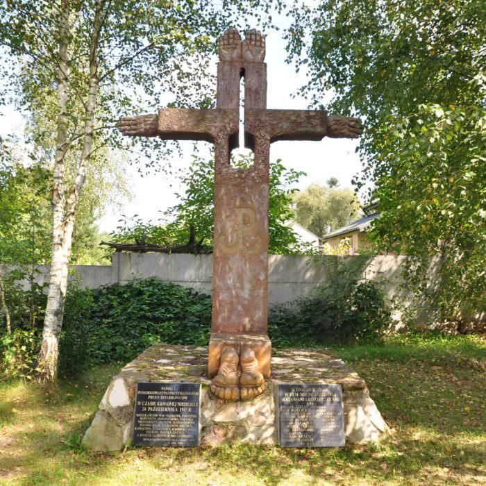 Krzyż wTarasce