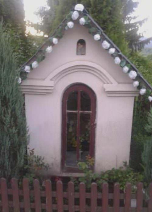 Kapliczka wGilowicach