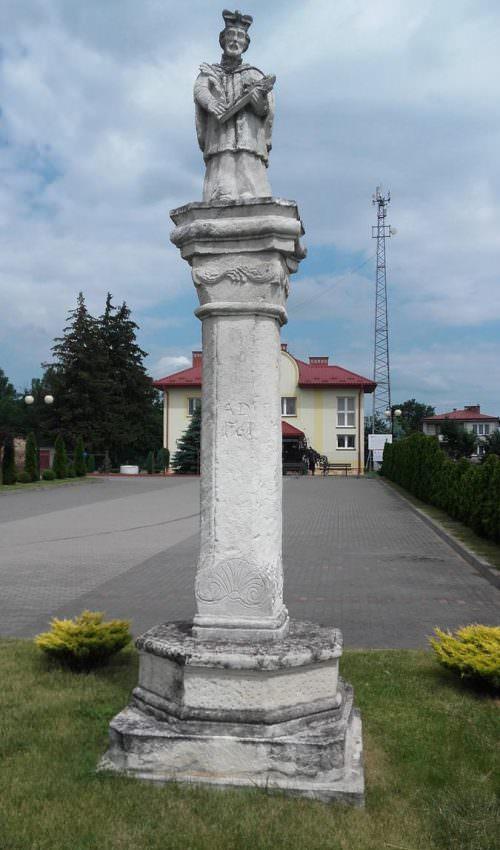 Figura wGręboszowie