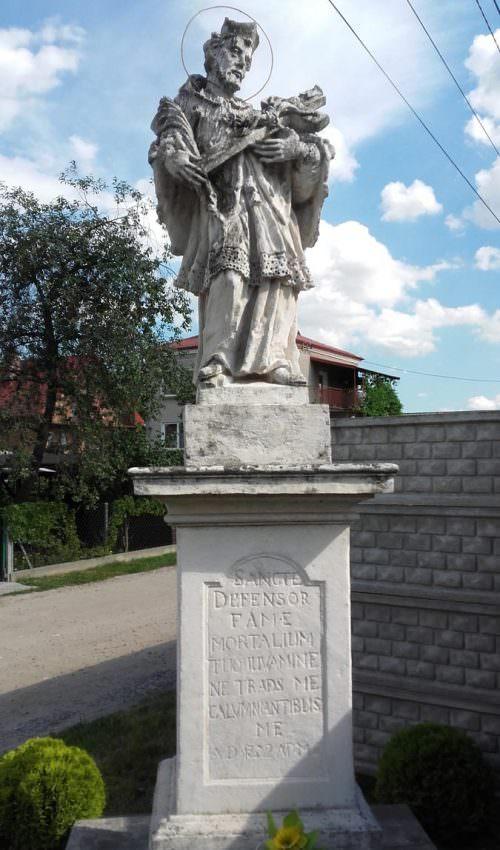 Figura wŁęgu Tarnowskim