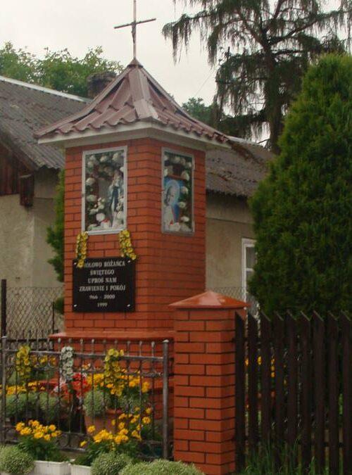 Kapliczka wGrzegorzewicach