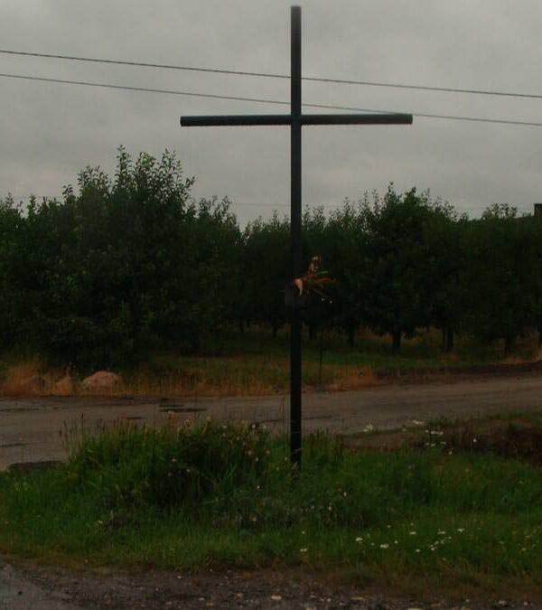 Krzyż wMichałowie-Parcelach
